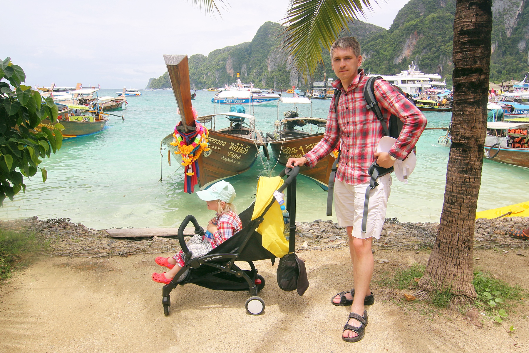 отдых с детьми в тайланде отзывы фото